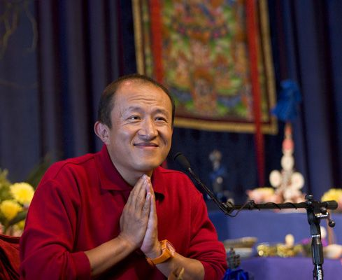 Going beyond Rational and Irrational Devotion ~ Dzongsar Khyentse Rinpoche http://justdharma.com/s/1zgm6       There are three types of devotion: rational devotion, irrational devotion, and beyond rational and irrational devotion.     Saraha, the guru of the great Nagarjuna, defined devotion as trust in cause, condition, and effect — trust in the nature, the game, and the play of karma. This type of devotion is rational devotion.    Irrational devotion, though, has no basis in logic. It's…