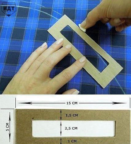 10 швейных хитростей (фото) (шитье и крой)   Журнал Вдохновение Рукодельницы