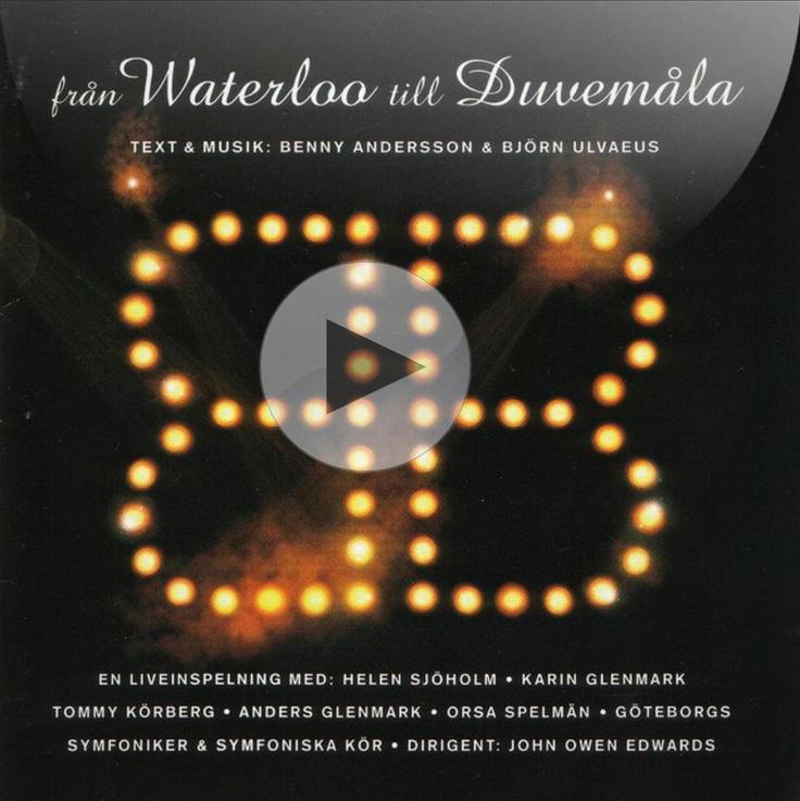 Listen to 'Du måste finnas - Live' by Helen Sjöholm from the album 'Från Waterloo till Duvemåla' on @Spotify thanks to @Pinstamatic - http://pinstamatic.com