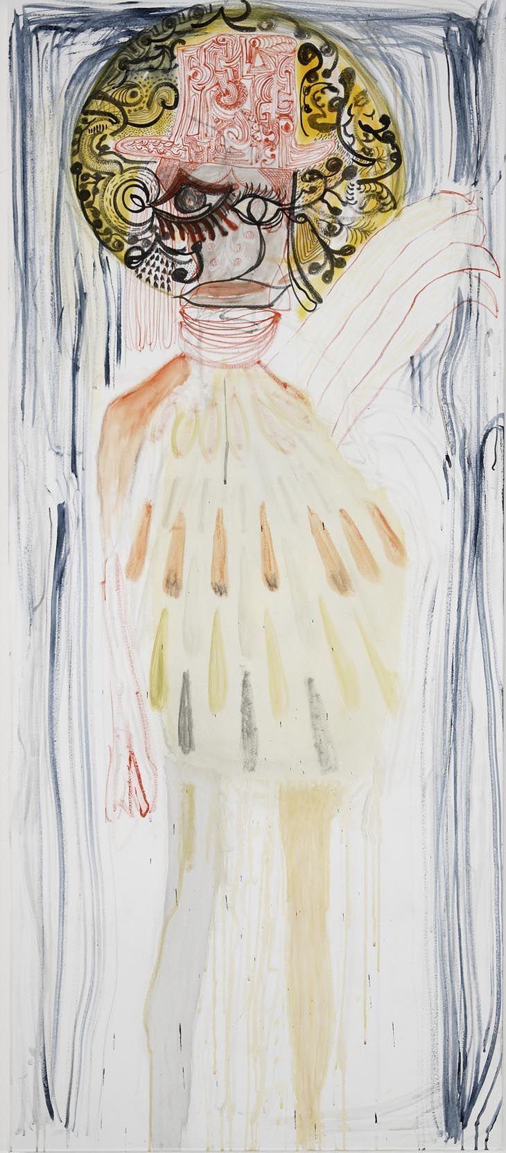 Peter Linde Busk - Man Dressed As God