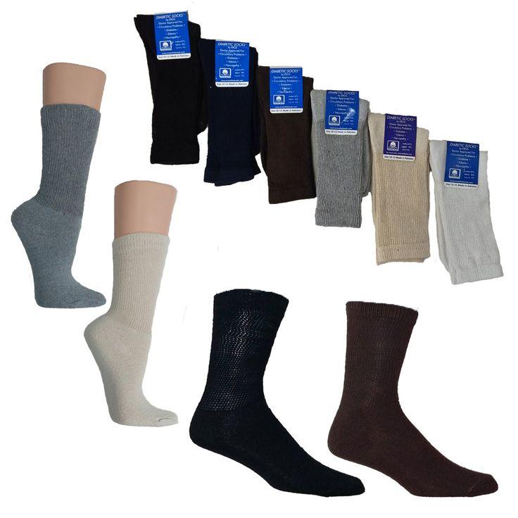 Knit Crew Diabetic Socks - Custom Assortment