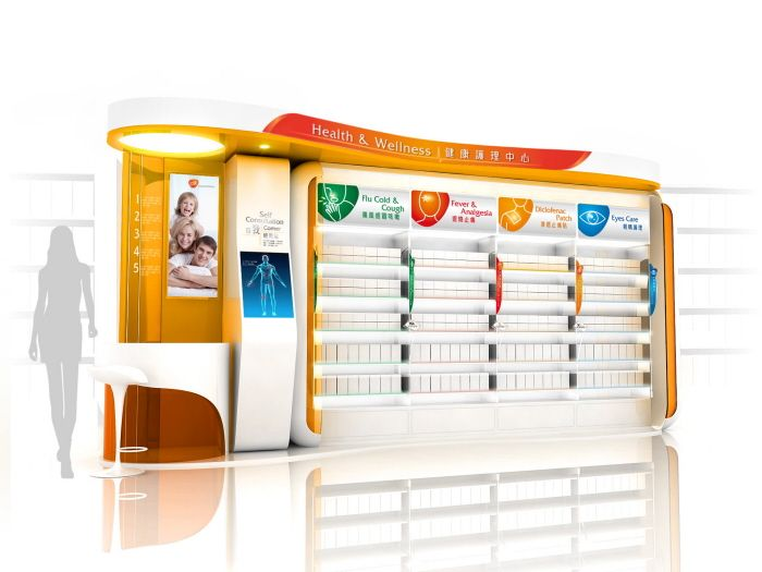 GSK Shopper Based Design by Tommy Cheung at Coroflot.com