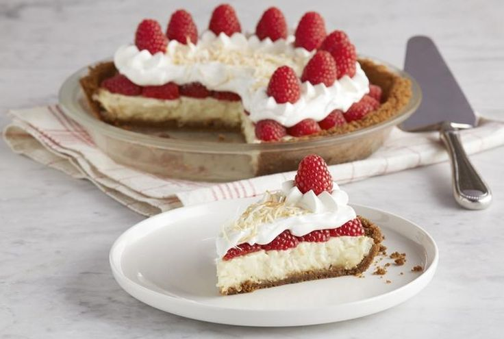 Driscoll's Raspberry Coconut Cream Pie Recipe | www.driscolls.com