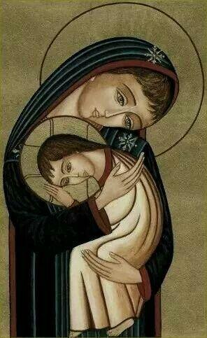☫ ^i^ Ꭿɲɠҽℓʂ ^i^ ☫ ~ Under the protection of Mary by Father Tomas Rodriguez Carbajo ಌಌ♡)̲̅ζø̸√̸£♡ಌಌ