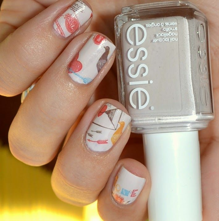 Nail Art Tattoos #2