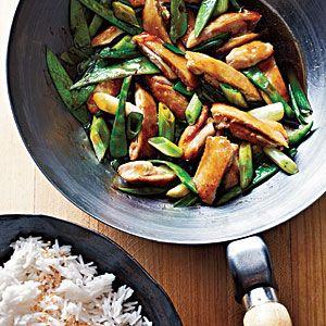 Chicken Yakitori Rice Bowl | MyRecipes.com