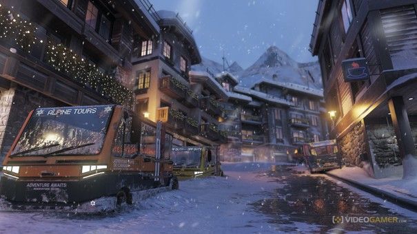 Scene from COD advanced Warfare #PCgame #Advancedwarfare