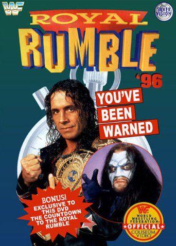 WWE Royal Rumble 1996 (1996)…