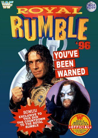WWE Royal Rumble 1996 (1996)…