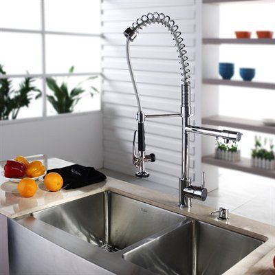 Modern Kitchen Sink Faucets 22 best kitchen design: sleek fixtures with modern kitchen