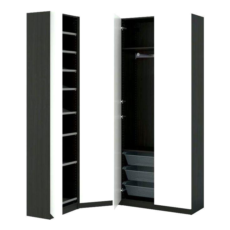 Caisson Profondeur 40 Gallery en 2020   Armoire penderie, Armoire ikea, Ikea armoire chambre