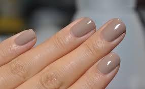 Resultado de imagen de color nudé en uñas