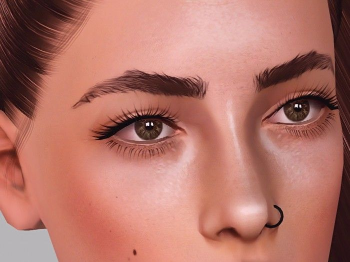 Full Eyebrow Set - Sims 3 Downloads CC Caboodle[Downloaded]