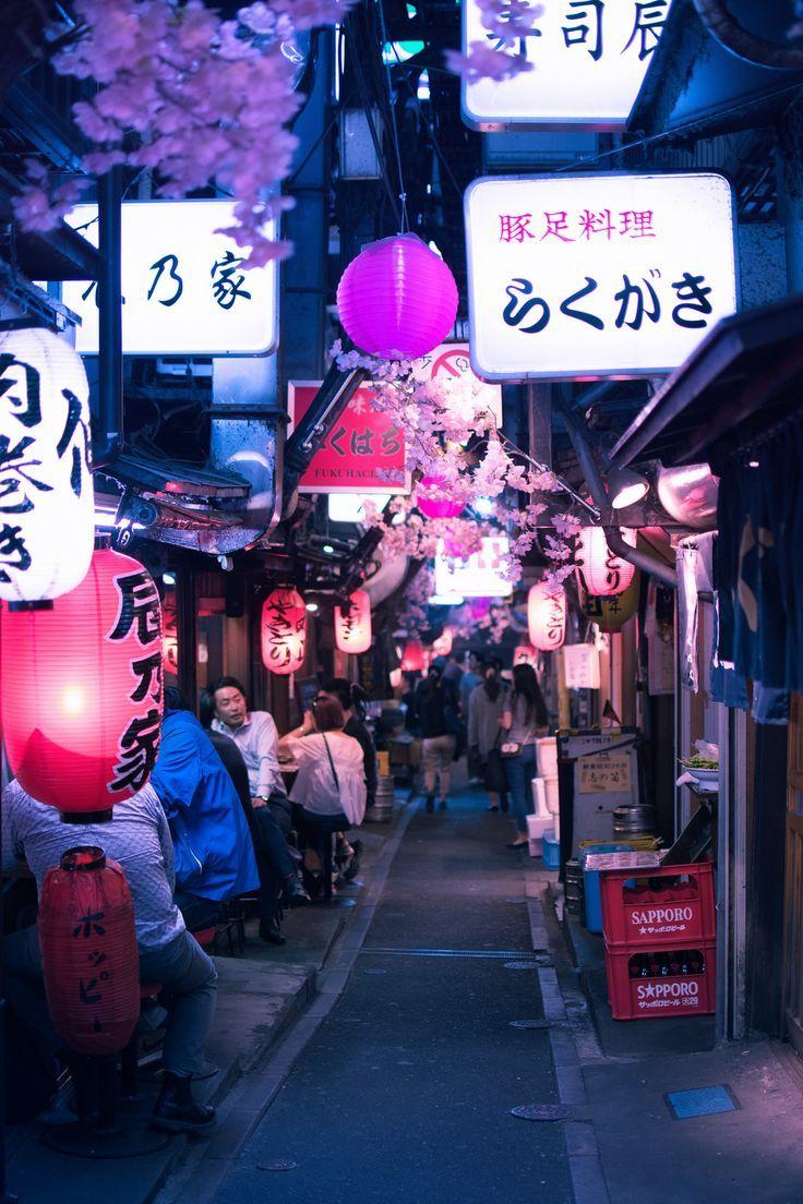 Omoide Yokocho in Shinjuku – Tokyo, Japan – #Japan…