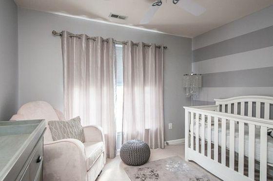déco chambre bébé fille elegante