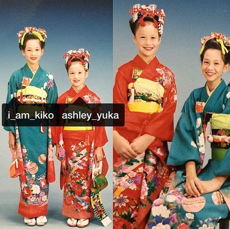 水原希子 Kiko Mizuhara  水原佑果 Yuka Mizuhara