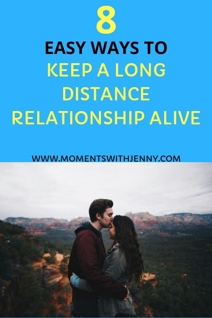 long distance relationship dating advice