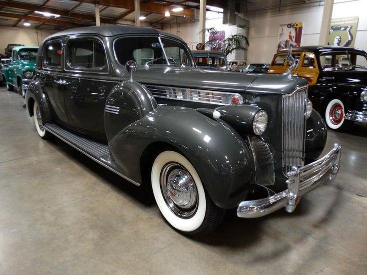 1940 Packard Super 8 Formal Sedan