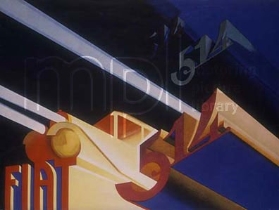 Another great Art Deco Fiat Ad