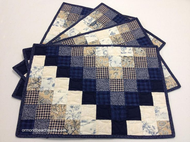 Looking for your next project? You're going to love Bargello Placemats by designer Ormondbeach.