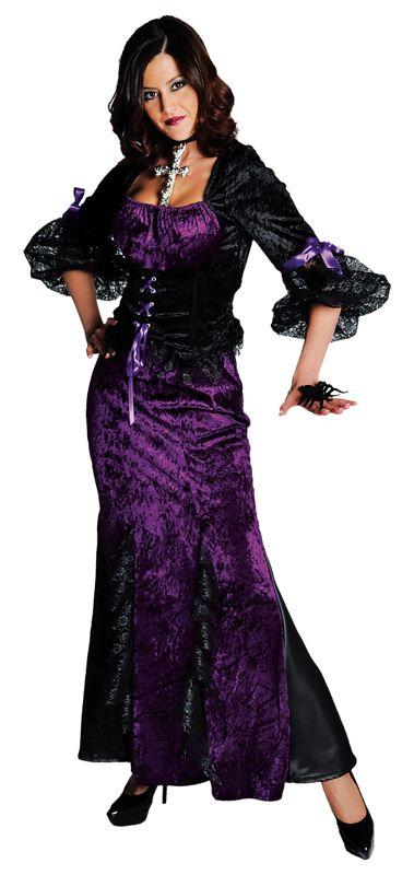 Verkleedkleding on line kopen HEKSENJURK PAARS   Nieuw   Carnavalskleding on line kopen oktoberfest kleding, halloween kleding