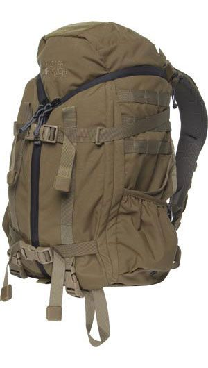 Mystery Ranch - 3 Day Assault Pack (3DAP). Just got it last week. Already love it. Mine has the Live Wing upgrade. It's the perfect in between pack for when your everyday is too small but your ruck is too much. Goldilocks.