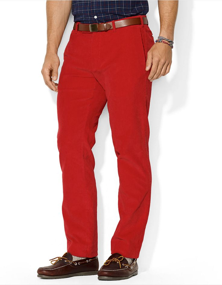 red corduroy pants men | dudes in corduroy - mecs en velours ...