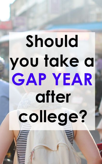 the pros and cons to a gap year before college Postponing college: pros and cons  here are some pros and cons:  the  income you earn in a gap year must be reported for purposes of.