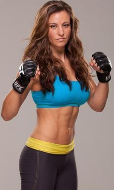 Female MMA Fighter Miesha Tate                                                                                                                                                     More