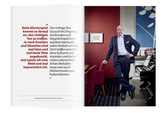 Deutsche Rückversicherung Konzern-Geschäftsbericht 2012