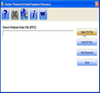 PST Password Recovery Tool - Recover Lost PST Password in Few Simple Steps!