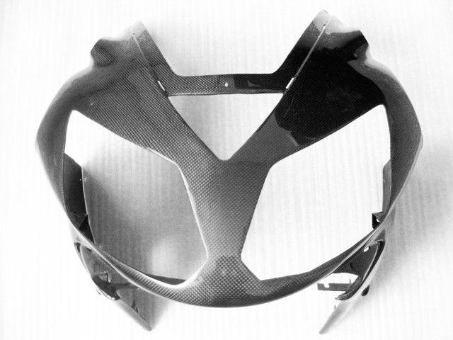 Carbon Fiber Kawasaki ZX12R 02 03 Upper Fairing