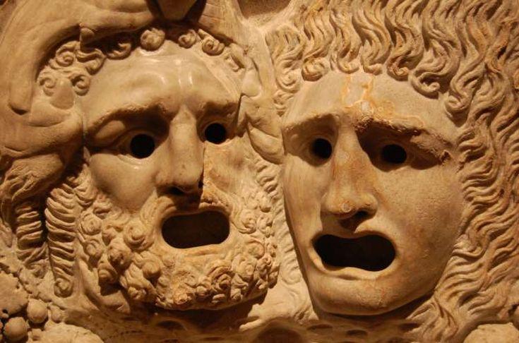 Κατεβάστε δωρεάν τις αρχαίες ελληνικές τραγωδίες σε ελληνικά και αγγλικά!