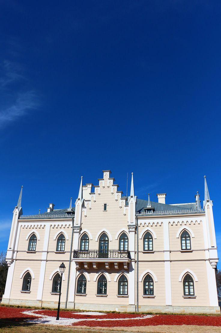 All sizes | Alexandru Ioan Cuza Palace | Flickr - Photo Sharing!