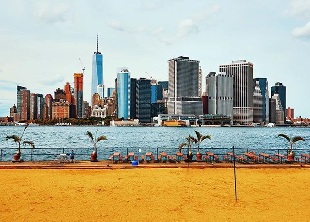 #governorsisland #beachvolley #lowermanhattan #what_i_saw_in_nyc #theIMAGED