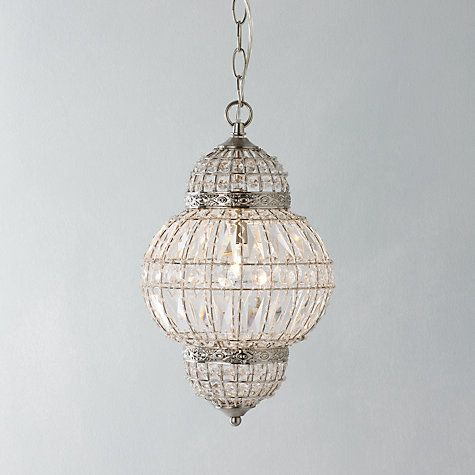 Buy John Lewis Sara Pendant Online at johnlewis.com Spare room lighting