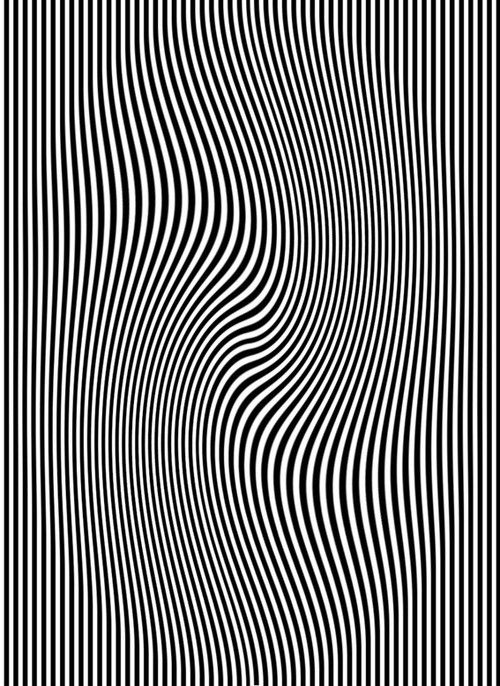 ...: Optical Illusions, Inspiration, Op Art Patterns, Black And White, Stripes Graphics, Texture, Art Design, Graphics Design, Optical Illusaion