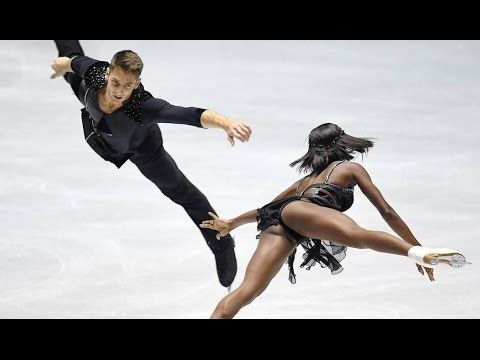 Vanessa JAMES / Morgan CIPRES - European Championships 2017 - SP (B.ESP) - YouTube