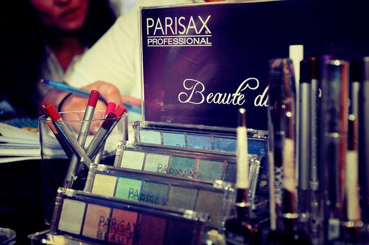 #ParisaxProfessional la Romexpo #makeup #beauty #parisax