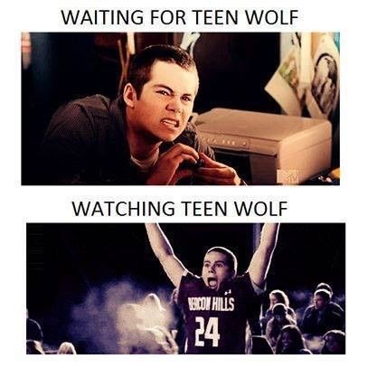 teen wolf memes stiles - Google Search