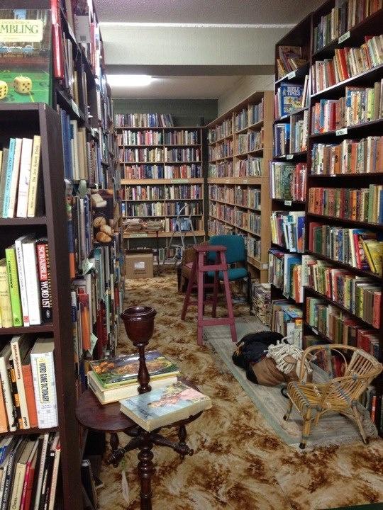 Antique Bookstore in Katoomba