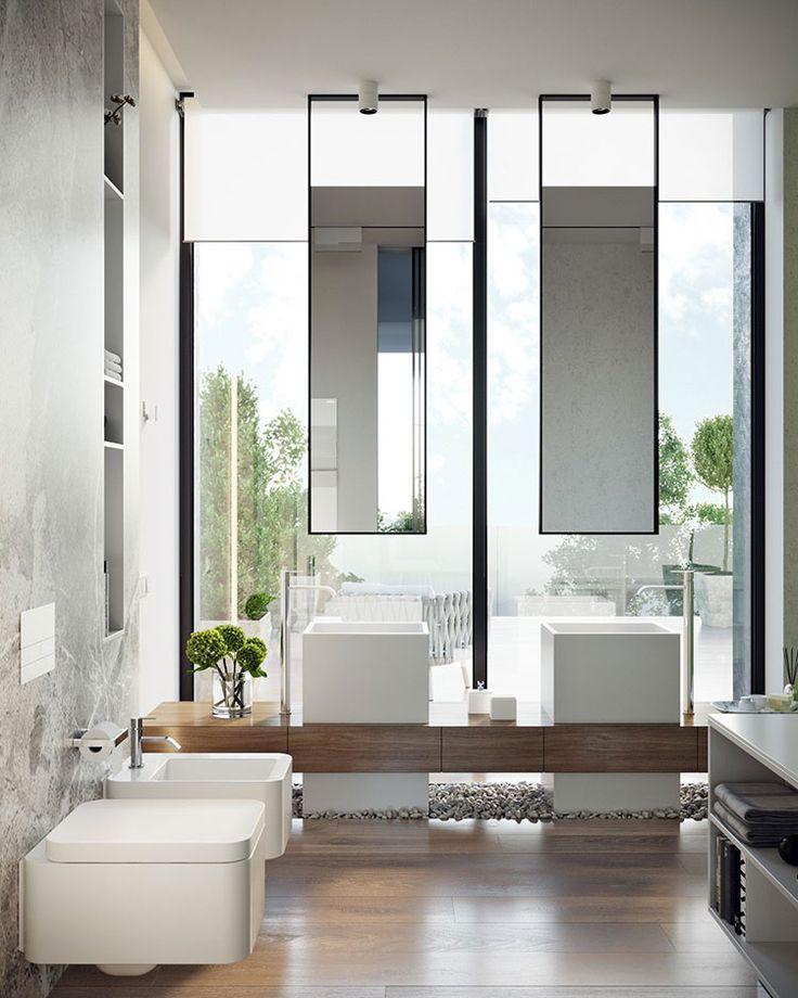106 best arredamento minimalista images on pinterest | minimal ... - Arredamento Minimalista