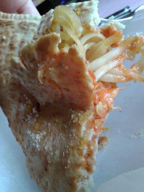 """Panzerotto """"pizzarotto"""" #mc#pizza #italia#pizzas #pasta #oil #salt #tomato #cheese #spezie#pizzarotto#panzerotto style*! 200grX200kj.30carb.2sugar.4fiber.8protein.10fat. 10""""…"""