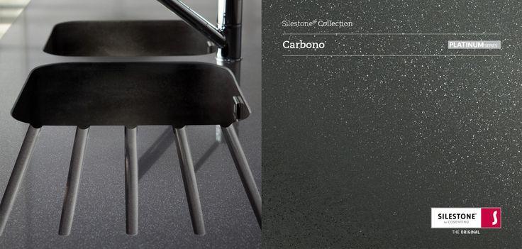 Silestone Carbono