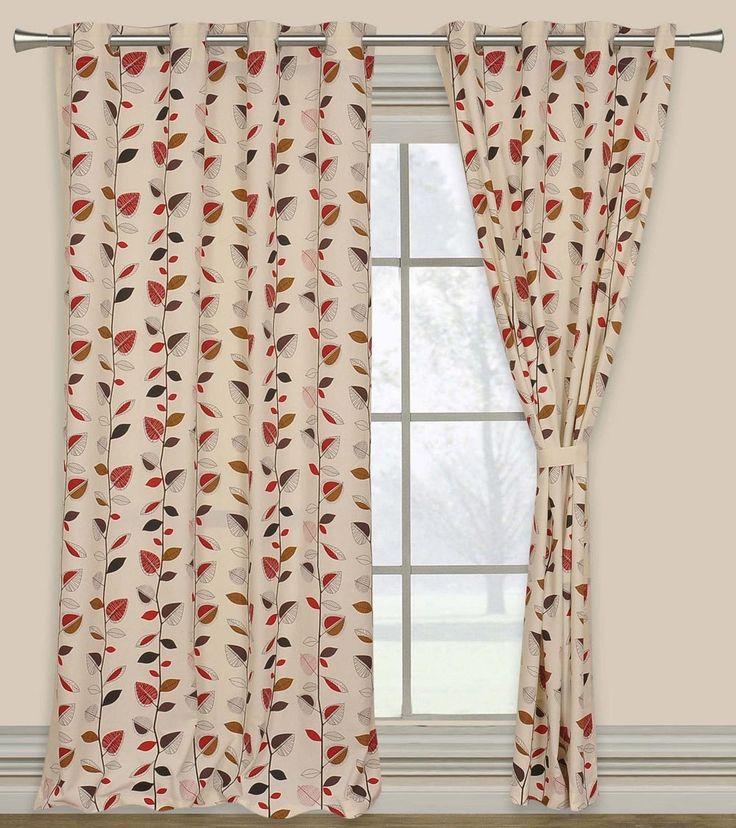 Multicoloured Cotton Printed Door Curtain #indianroots #homedecor #curtain #doorcurtain #cotton #printed