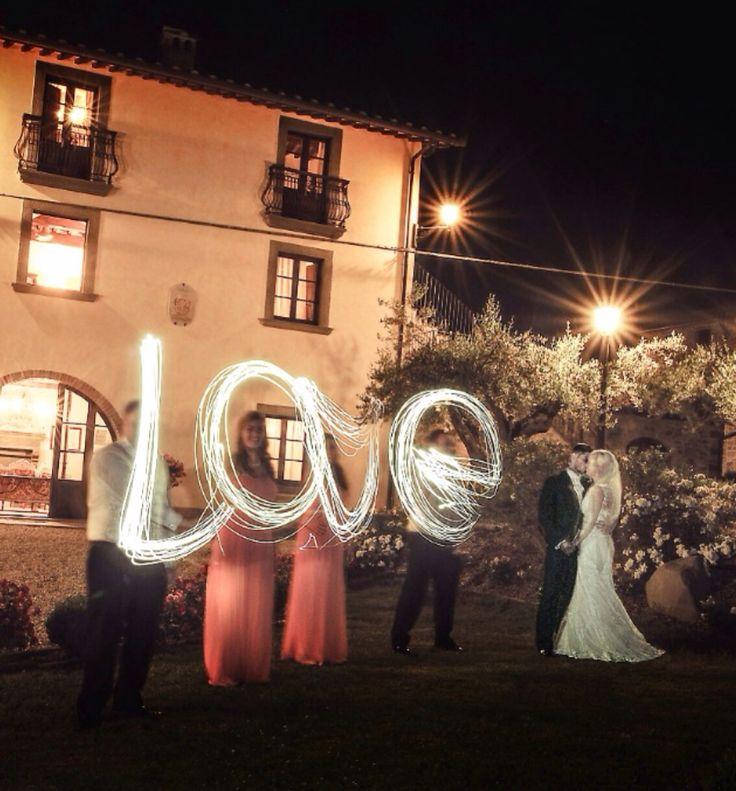 Love wedding photo