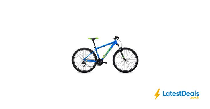 Marin Bolinas Ridge 1 2017 Hardtail Mountain Bike Blue, £224.99 at Rutland Cycling