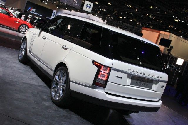 2014 Land Rover Range Rover Review, Ratings, Specs, Prices, and Photos - The Car Connection