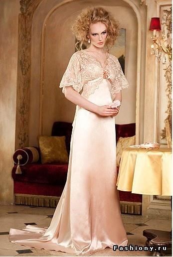 Sheer Elegance.  Современные свадебные платья в стиле винтаж и ретро