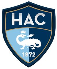 Full name 	Havre Athletic Club Nickname(s) 	Le club doyen (The Dean Club), Les Ciel et Marine (The Sky-and-Navy) Founded 	1872; 143 years ago Ground 	Stade Océane, Le Havre Capacity 	25,178 Chairman 	Vincent Volpe Manager 	Drew Cooper League 	Ligue 2 2014–15 	Ligue 2, 7th